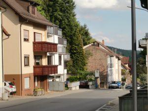 Heidelberg - Ziegelhausen, Peterstaler Str.