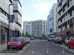 Wohnung Bahnstadt