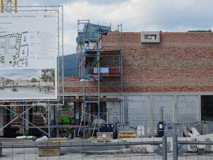 Baubeginn der Schule - Bahnstadt Heidelberg