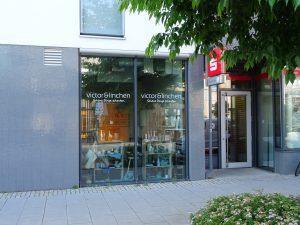 Einzelhandel in der Bahnstadt Heidelberg