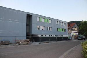 Flüchtlingsheim in Handschuhsheim