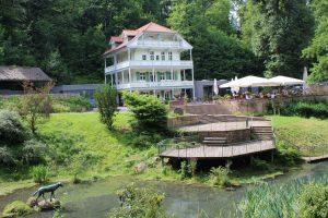Schlierbach Restaurant Wolfsbrunnen