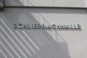 Schlierbachhalle / Sportzentrum